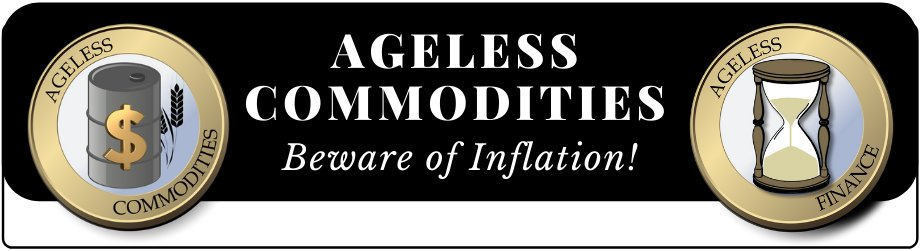 Ageless Finance Commodity Investments Category Banner