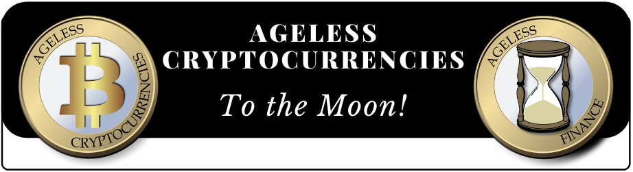 Ageless Finance Cryptocurrency Investments Category Banner
