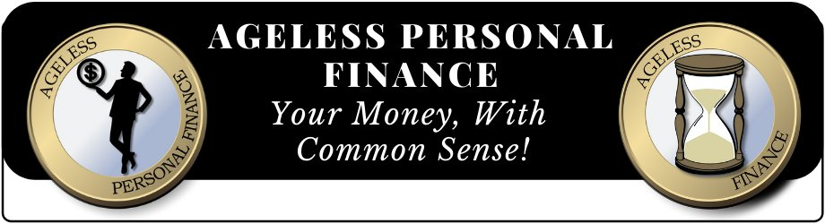 Ageless Finance Investments Personal Finance Category Banner