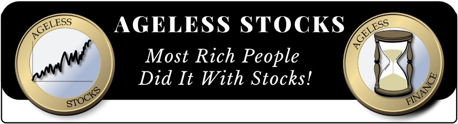 Ageless Finance Stock Market Investments Category Banner